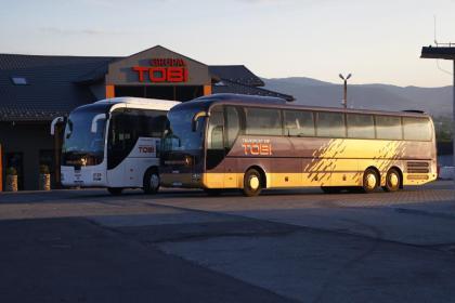 Grupa TOBI Spółka z Ograniczoną Odpowiedzialnością Sp. K. - Firma transportowa Bielsko-Biała