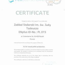 Zakład Stolarski im. św. Judy Tadeusza Wojciech Konopko - Sprzedaż Węgla Raczki