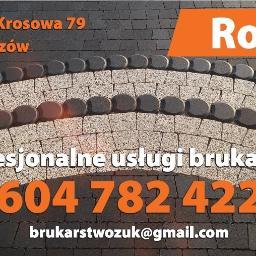 RoBruk - Układanie kostki brukowej Skoczów