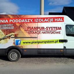 PIANPUR-SYSTEM - Ocieplanie Pianką PUR Piekoszów
