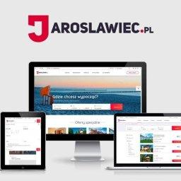 Serwis internetowy www.jaroslawiec.pl