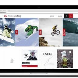 Strona Internetowa katalogisportowe.pl