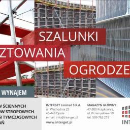 INTERGET Limited S.K.A. - Ogrodzenia Opole