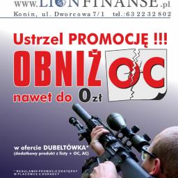 LION FINANSE . . . . . . . . . . . . . . . . . . . . . Promissio Łukasz Michno - Leasing Samochodu Konin