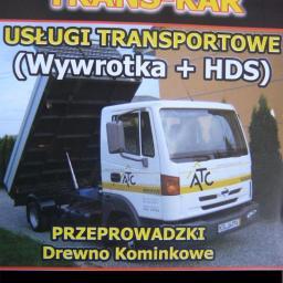 TRANS-KAR - Firma transportowa Bełchatów