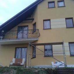 Complex - Izolacja fundamentów Spytkowice