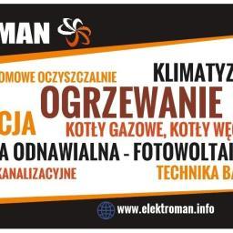 ELEKTROMAN Pęcak Sp.J. - Remonty kotłowni Andrychów