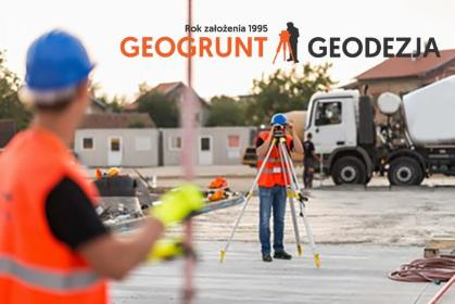 Geogrunt Sp. z o.o. Sp. k. - Geodeta Wrocław
