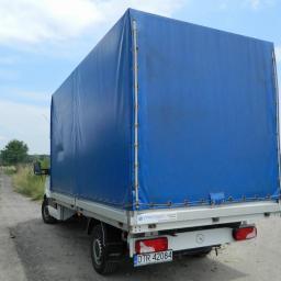 E&M MIROSŁAW ŁYSZKIEWICZ - Transport ciężarowy krajowy Wrocław