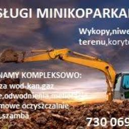P.H.U DANDI-KOP Usługi minikoparkami Damian Wojtaszek - Instalacje sanitarne Wągrowiec