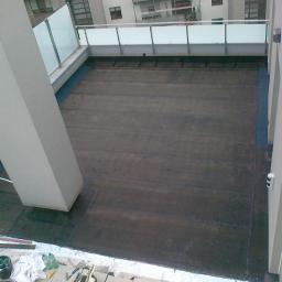 Naprawa tarasów i balkonów wykonywanie izolacji