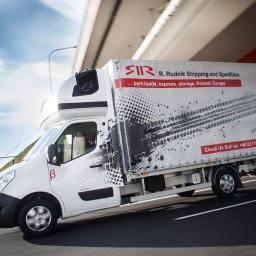 R. Rudnik Transport i Spedycja - Transport międzynarodowy do 3,5t Piaseczno