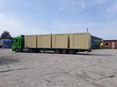 Firma Handlowa Arko Arkadiusz Alichniewicz - Firma transportowa Tuchola