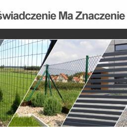 Www.fajneogrodzenie.pl Pro-Met  Piotr Klakla - Ogrodzenia kute Myślenice