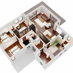 Dom energooszczędny CL140