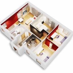Dom energooszczędny CL90