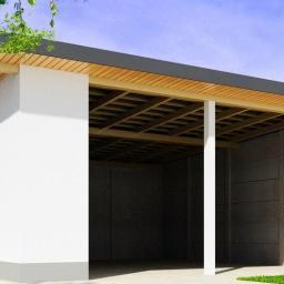 Garaż GD1 GP1
