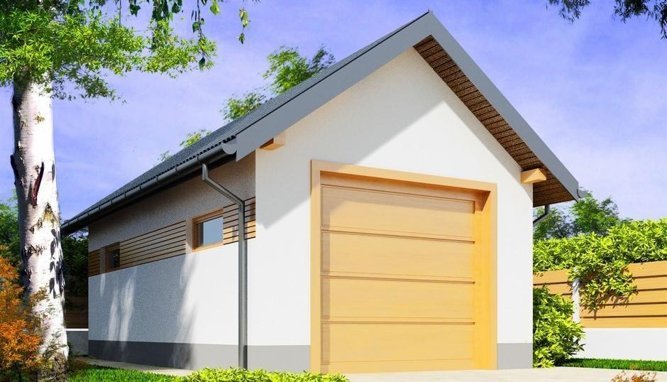 Zlecę Budowę Garażu Z Płyt Betonowych Wym 65x7x35m łęczyca