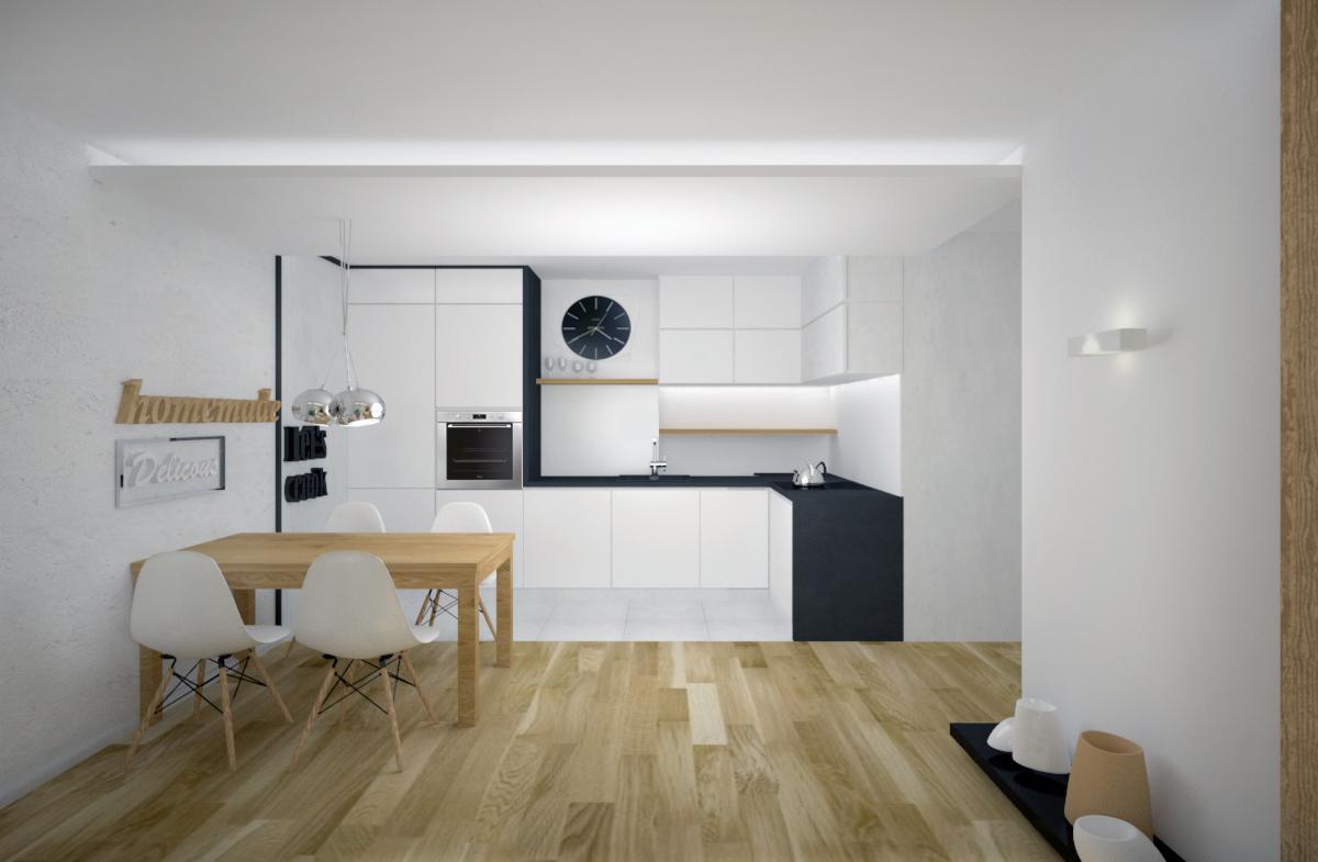 zlec aran acj wn trza mieszkania 65m2 opole. Black Bedroom Furniture Sets. Home Design Ideas