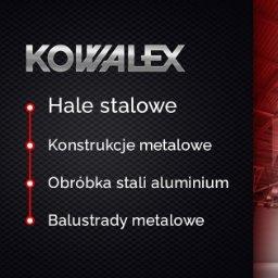 Kowalex - Barierki ze Stali Nierdzewnej Dąbrowa Chełmińska