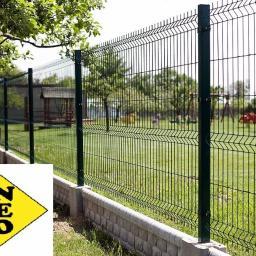P.H.U ANDEDO Producent Ogrodzeń - Montaż ogrodzenia Pinczyn