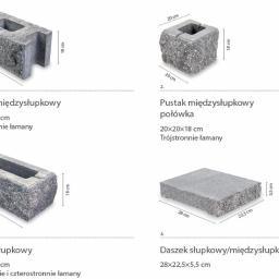 ASM BRAMY OGRODZENIA ARTUR FRYDULSKI - Ogrodzenia kute Ząbki