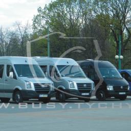 F.H.U. Crist - Przewóz osób, wynajem busów - Imprezy integracyjne Tychy