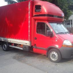 SYNTEX Iwona Domańska 10-156 Olsztyn - Transport Bagażowy Międzynarodowy Olsztyn