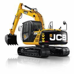 INTRA wynajem koparki gąsienicowej JCB JS 130 koparka i koparko-ładowarki JCB 3CX Contractor - Instalacje grzewcze Lublin