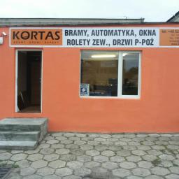 KORTAS - Bramy przemysłowe Bydgoszcz