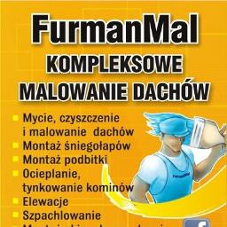 FurmanMal - Remont Elewacji Brzostek