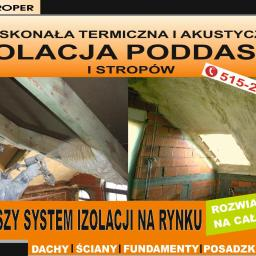 ISOPROPER Patryk Mazek - Malowanie Domów Katowice