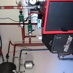Usługi hydrauliczne - Odkurzacze centralne Konin