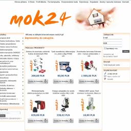 MOK-BUD - materiały budowlane, narzędzia, elektronarzędzia - Układanie kostki brukowej Tarnobrzeg