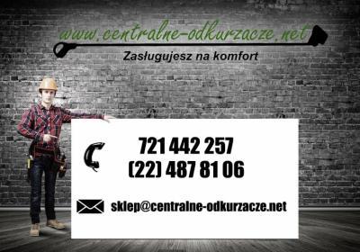Centralne-odkurzacze.net Mateusz Kosowski - Odkurzacze centralne Błędów