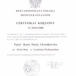 Biuro Rachunkowe BKC Beata Chwiałkowska - Firma Audytorska Grodzisk Wielkopolski