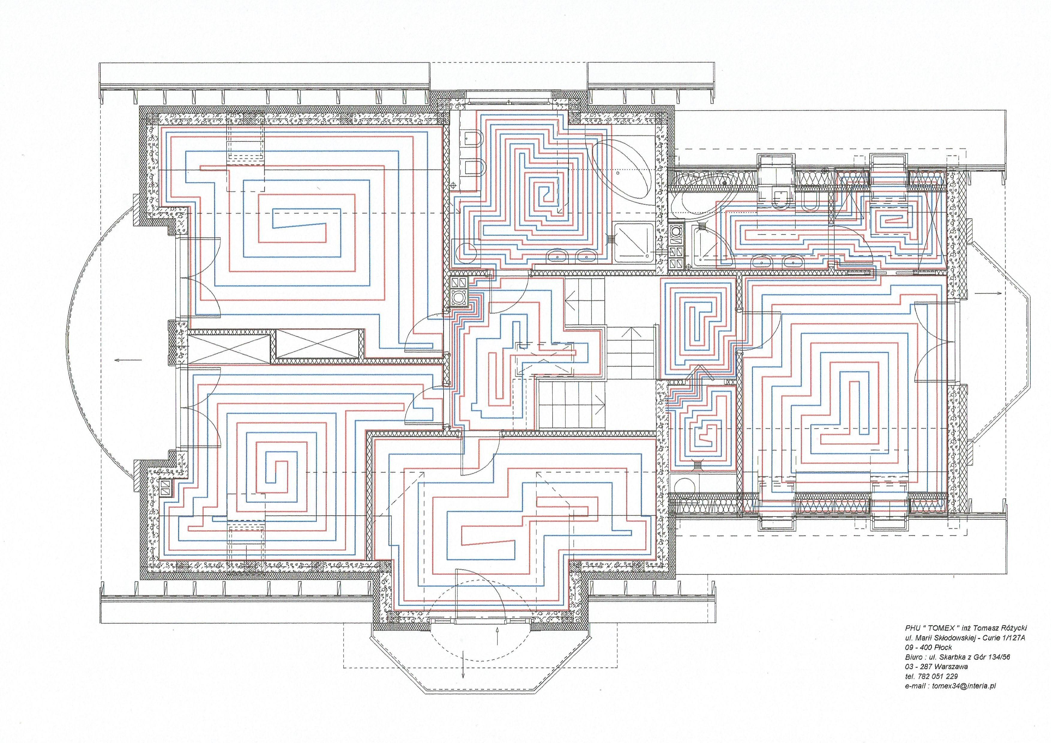 Góra 10 Najlepszych Ofert na Projektowanie Instalacji Sanitarnych w QD94