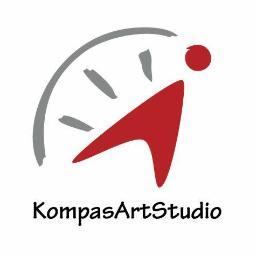 KOMPAS ArtStudio - Logo dla Firmy Wrocław