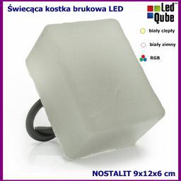 Świecąca kostka brukowa LED - NOSTALIT