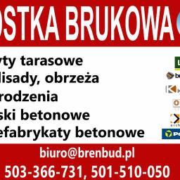 FHU Łukasz Breń - Sprzedaż Kostki Brukowej Gdańsk