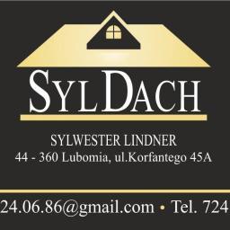 SylDach - Konstrukcje Dachowe Drewniane Lubomia
