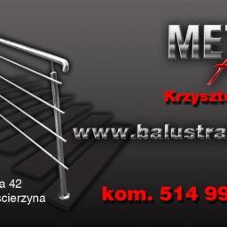Pirch Krzysztof Metal-Art - Konstrukcje stalowe Kościerzyna