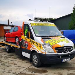 GC Assistance Mateja - Międzynarodowy Transport Samochodów Stargard