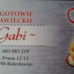 """Pogotowie Krawieckie''Gabi"""""""" - Firmy odzieżowe Bolesławiec"""