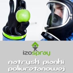 IZOSPRAY - Natrysk Pianki Poliuretanowej - Izolacja Fundamentów Koszalin