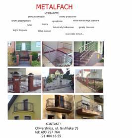 Metalfach - Ogrodzenia kute Gryfino