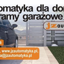 Jzautomatyka - Ogrodzenie Panelowe Puszcza Mariańska