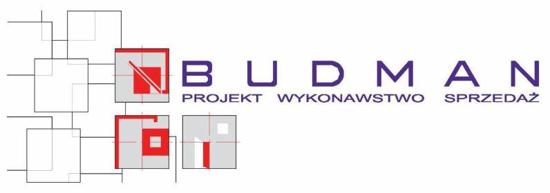 BUDMAN Sp. z o.o. - Projekty domów Chełm