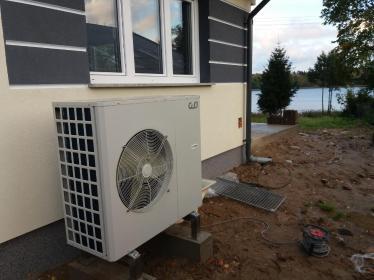 GSJ Energia Pompy Ciepła - Urządzenia, materiały instalacyjne Gdynia