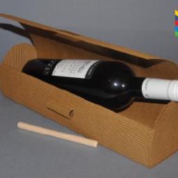 Opakowanie na wino, alkohol